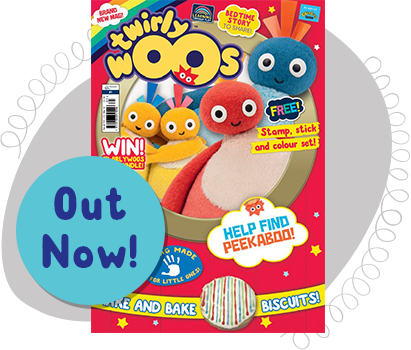 Twirlywoos Magazine - Coming Soon!