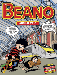 The Beano Annual 2015 celebrates chart topping success
