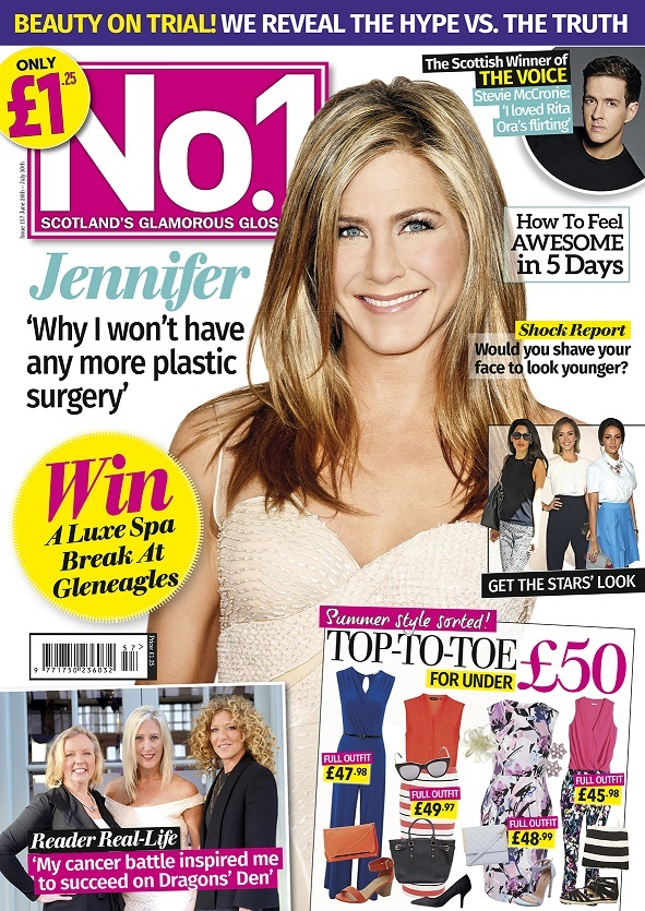DC Thomson purchases No.1 Magazine