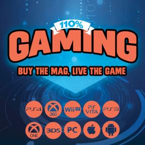 110% Gaming logo