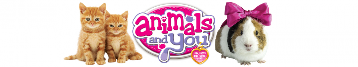 Animals & You Banner