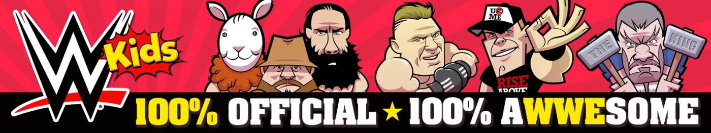 WWE Kids Banner Image