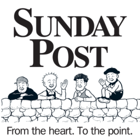 Sunday Post logo