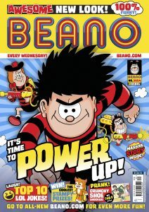 Brand new Beano launches with a BANG!