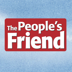 The People's Friend logo
