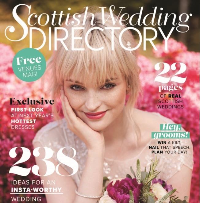 Scottish Wedding Directory logo