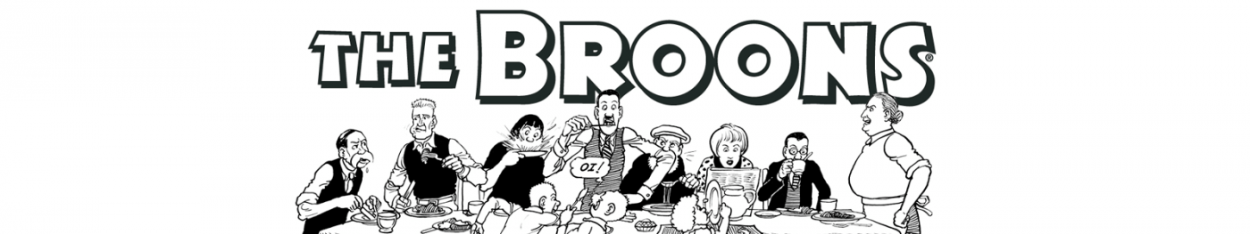 The Broons banner image.