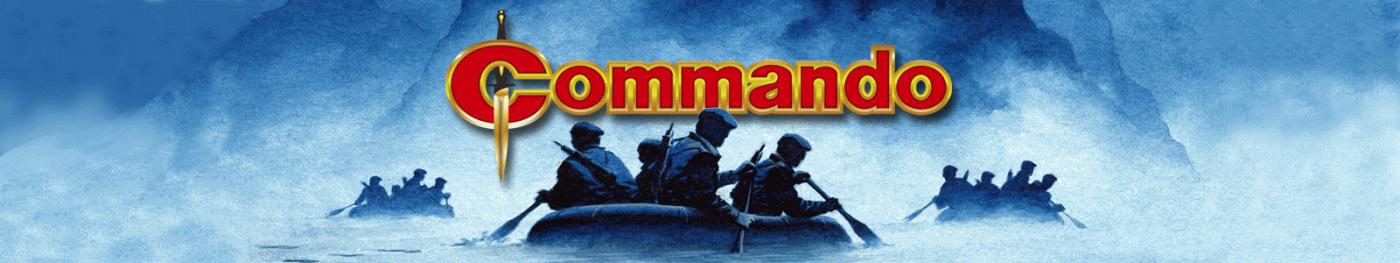 Commando Banner Image