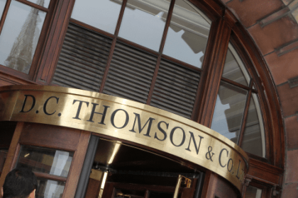 DC Thomson announces appointments