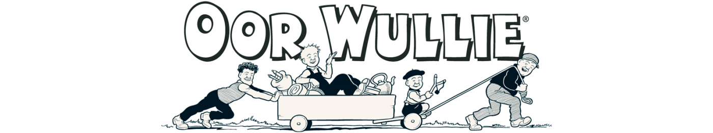 Oor Wullie front cover.