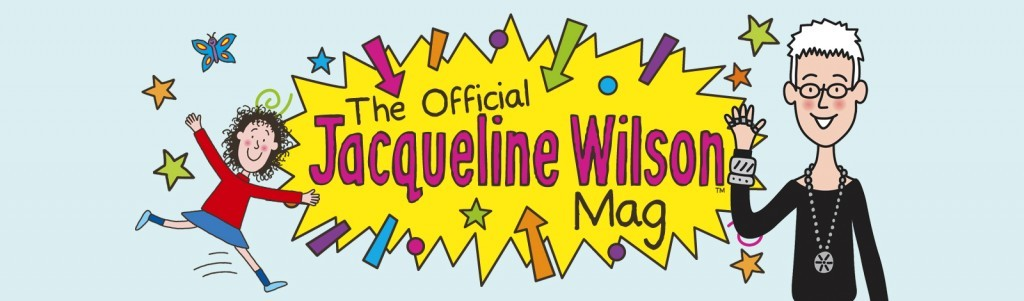 The Official Jacqueline Wilson Magazine becomes dyslexic friendly!