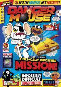 DC Thomson launch Danger Mouse magazine