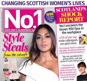No.1 Magazine Reveals Shocking Results of Scotland-wide Survey