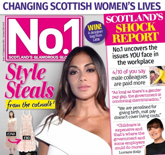 No.1 Magazine Reveals Shocking Results of Scotland-wide Survey