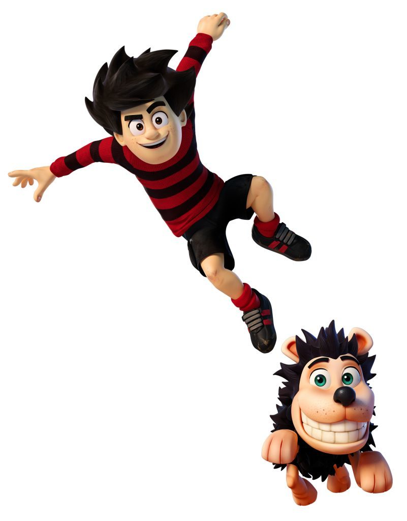CBBC orders Dennis & Gnasher: Unleashed  from Beano Studios