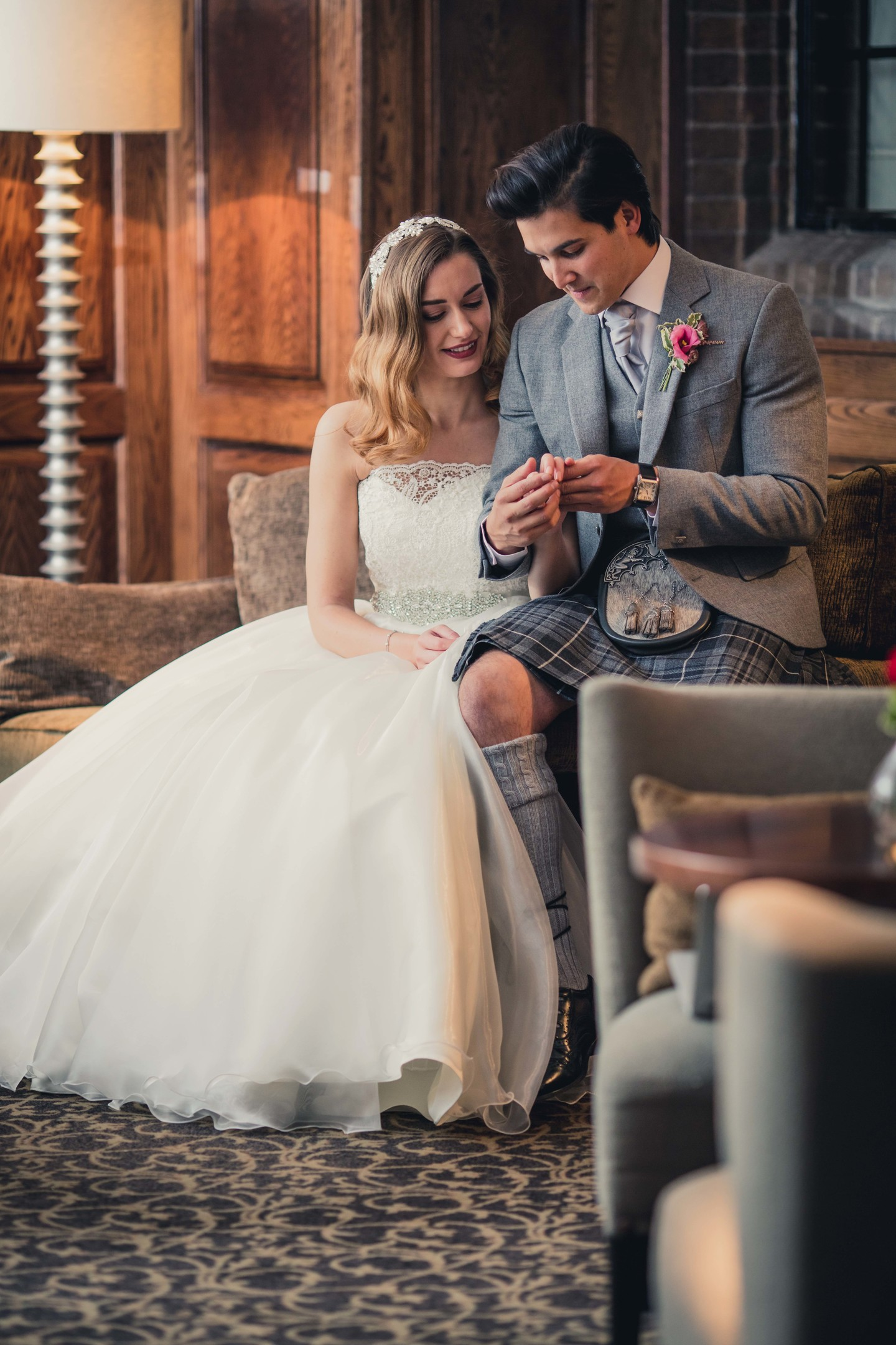 The stats are in! The Scottish Wedding Census reveals the true cost ...