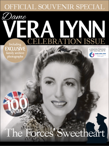 Puzzler celebrate Dame Vera Lynn's centenary in charitable special edition book