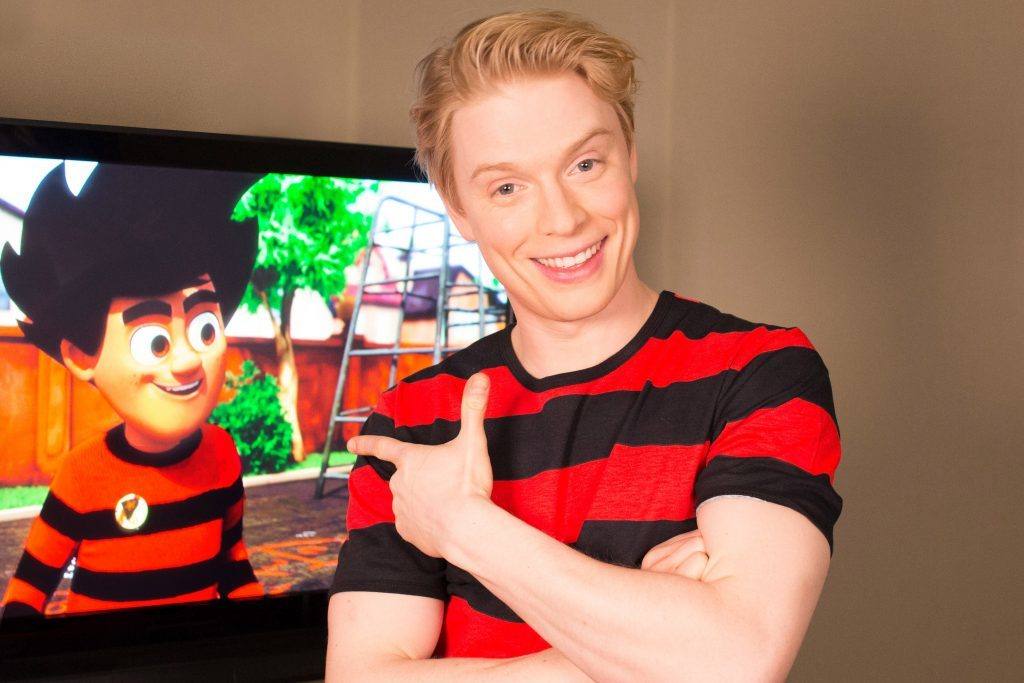 Beano announce the new voice of Dennis!