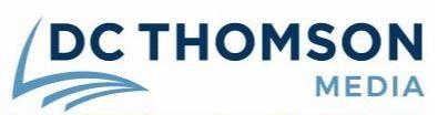 DC Thomson Media logo