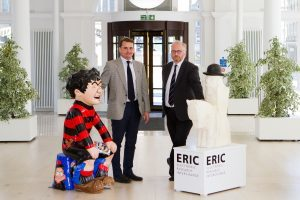 DC Thomson announce partnership with Electronic Research Interchange (ERIC)