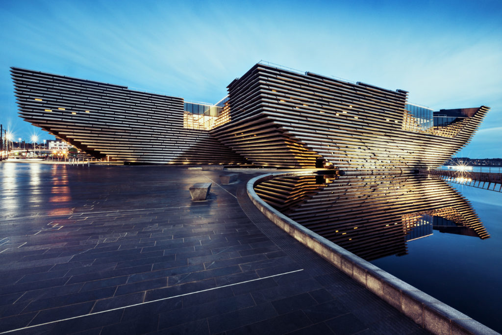 Press Release from V&A Dundee