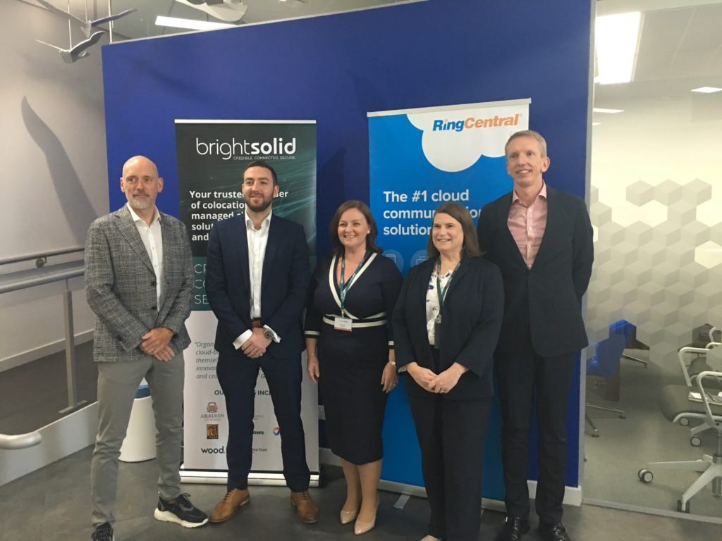 Brightsolid Partners with RingCentral to Bring Unified Communications Cloud Solutions to its Scottish Enterprise Customers